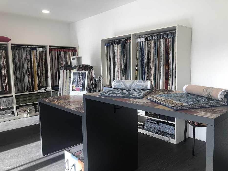 Nouveau Showroom pour COSI TAPISSIER / Lanvollon img1619