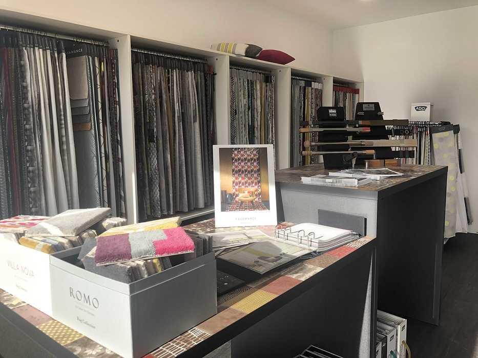 Nouveau Showroom pour COSI TAPISSIER / Lanvollon img1620