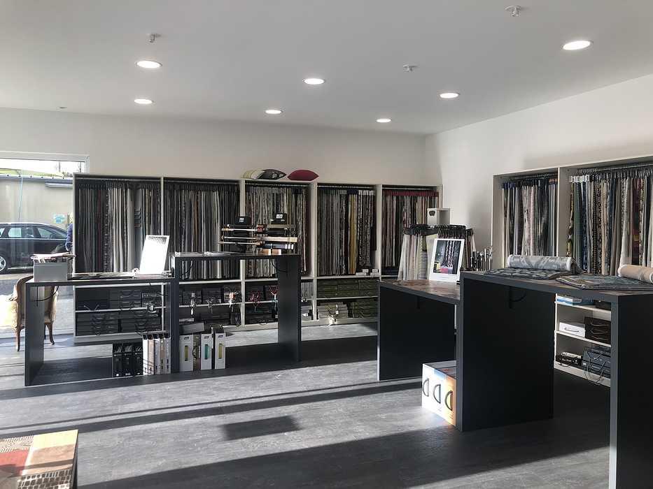 Nouveau Showroom pour COSI TAPISSIER / Lanvollon 0